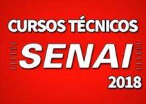 Cursos Técnicos SENAI 2018