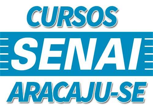 Cursos SENAI Aracaju
