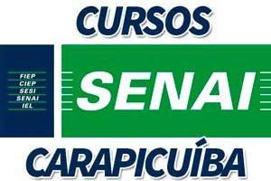 Cursos SENAI Carapicuíba