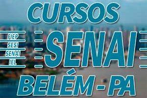 Cursos SENAI Belém