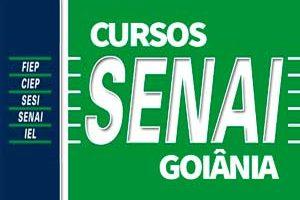 Cursos SENAI Goiânia 2018
