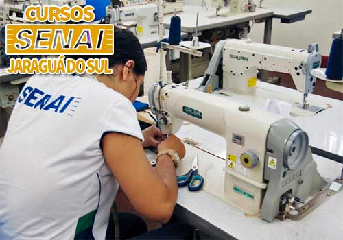 Cursos SENAI Jaraguá do Sul 2020