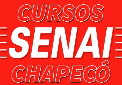 Cursos SENAI Chapecó 2020