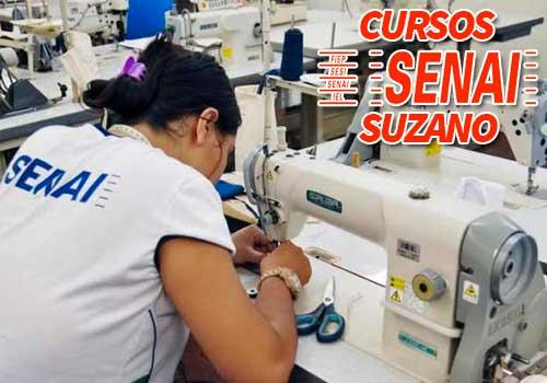 Cursos SENAI Suzano 2020