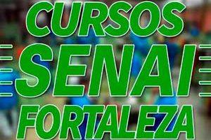 Cursos SENAI Fortaleza 2018