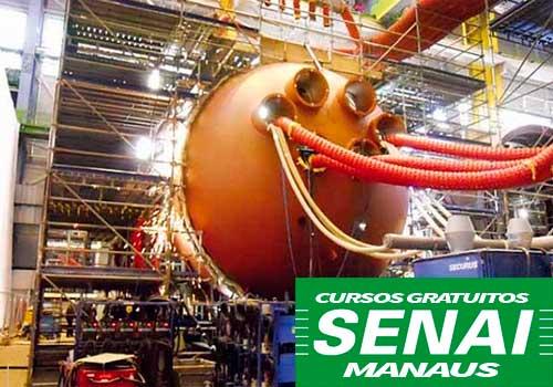 Cursos Gratuitos SENAI Manaus 2020