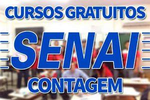 Cursos Gratuitos SENAI Contagem 2018