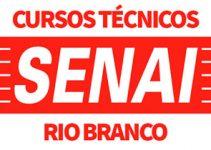Cursos Técnicos SENAI Rio Branco 2018