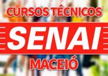 Cursos Técnicos SENAI Maceió 2018