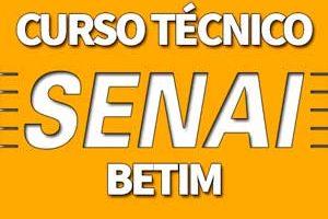 Curso Técnico SENAI Betim 2018