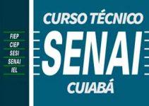 Curso Técnico SENAI Cuiabá 2018