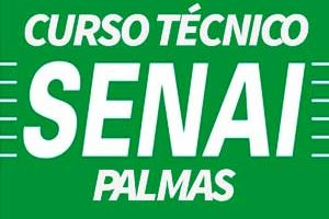 Curso Técnico SENAI Palmas 2018