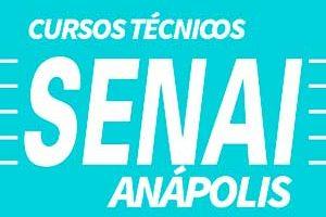 Cursos Técnicos SENAI Anápolis