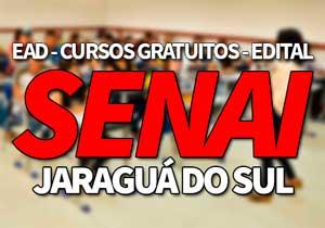 SENAI Jaraguá do Sul 2019