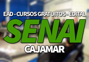SENAI Cajamar 2019