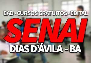 SENAI Dias d'Ávila 2019