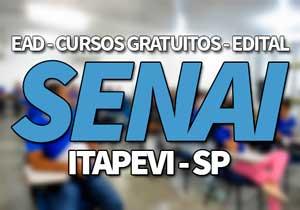 SENAI Itapevi 2019