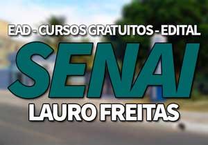 SENAI Lauro Freitas 2019
