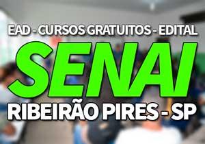SENAI Ribeirão Pires 2019