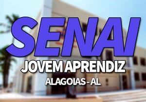 SENAI AL Jovem Aprendiz 2019