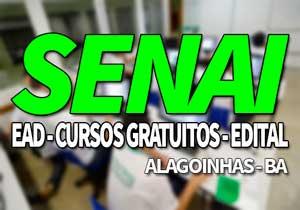 SENAI Alagoinhas 2019