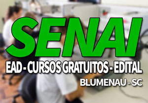 SENAI Blumenau 2019