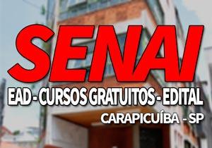 SENAI Carapicuíba 2019