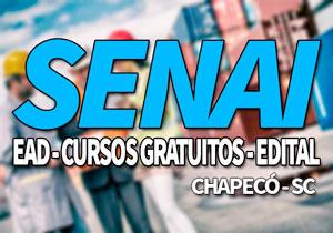 SENAI Chapecó 2019