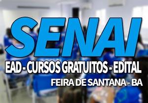 SENAI Feira de Santana 2019