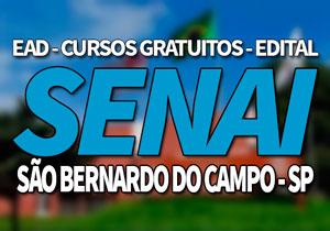 SENAI São Bernardo do Campo 2019