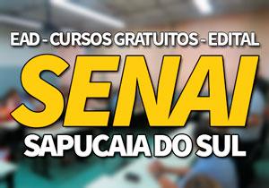 SENAI Sapucaia do Sul 2019