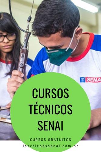 Cursos Técnicos SENAI 2020